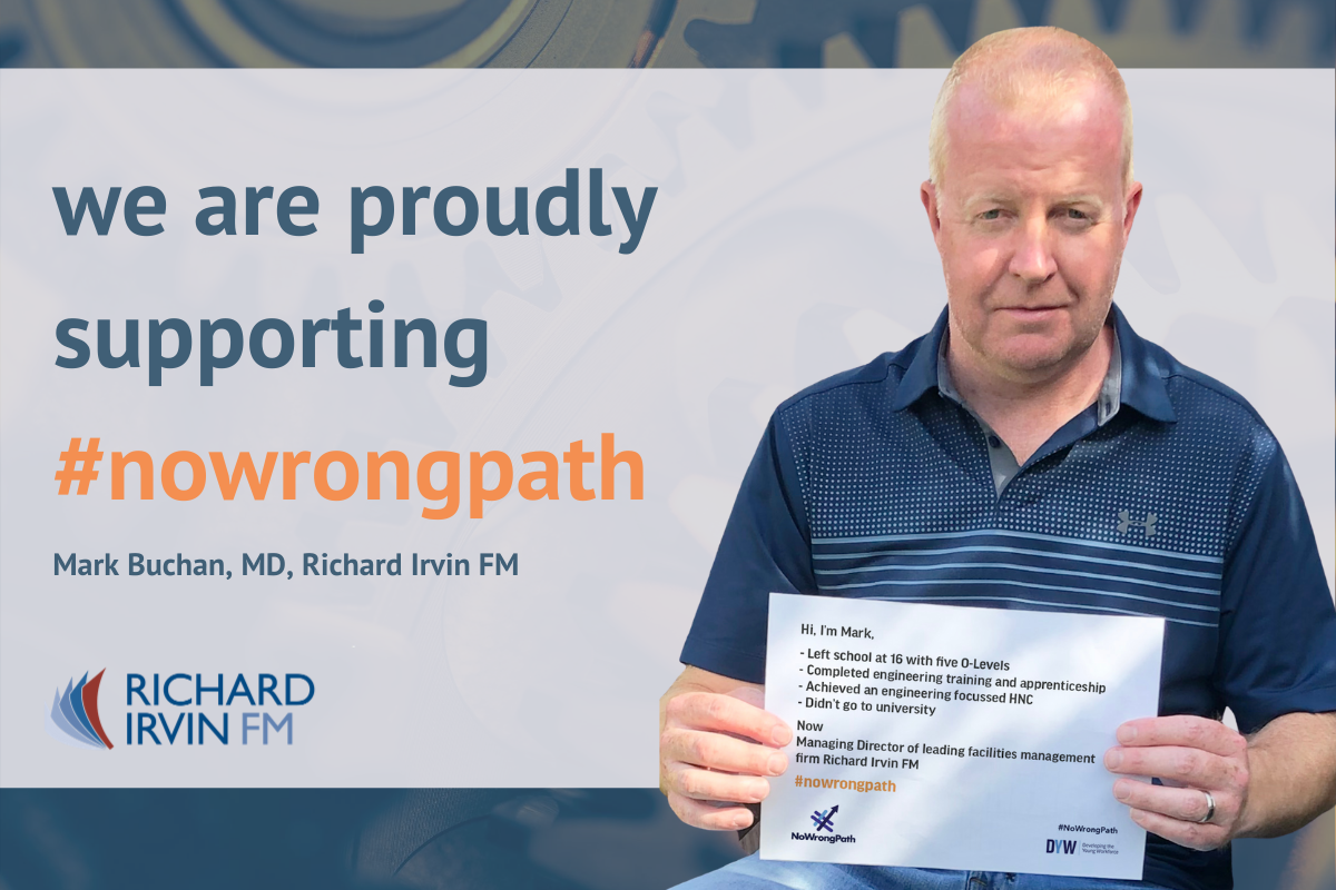 Why I am proud to support BESA campaign #NoWrongPath, Mark Buchan MD, RIFM